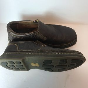 Born Men's Brown Loafers. Size 12.